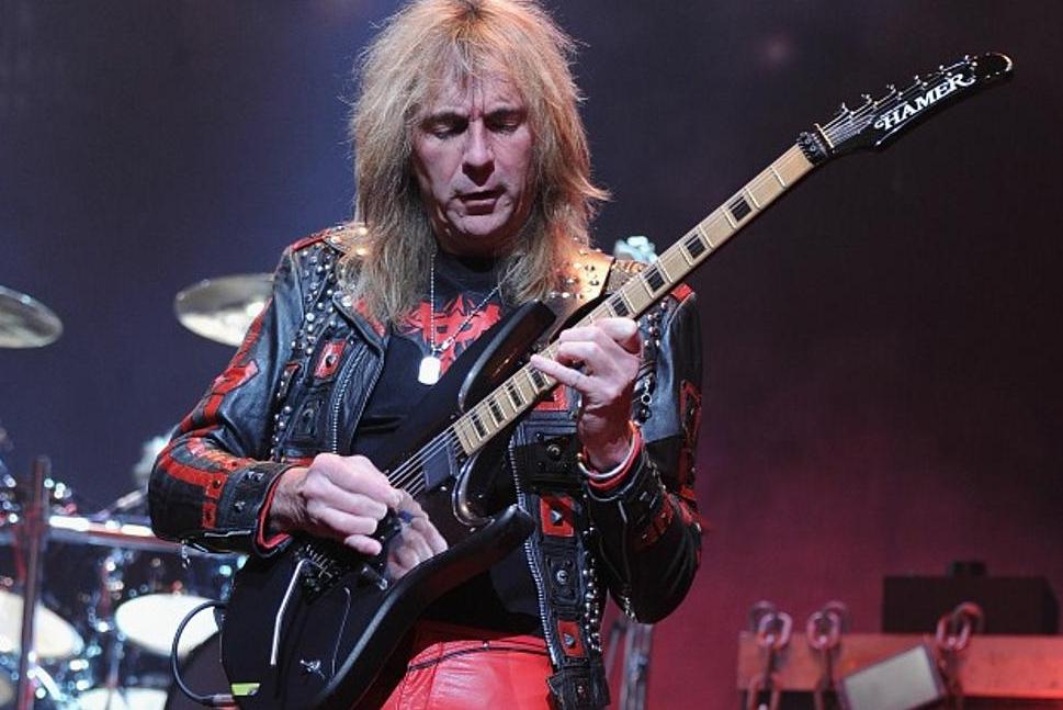 Judas Priest guitarist Glenn Tipton reveals Parkinson's ...