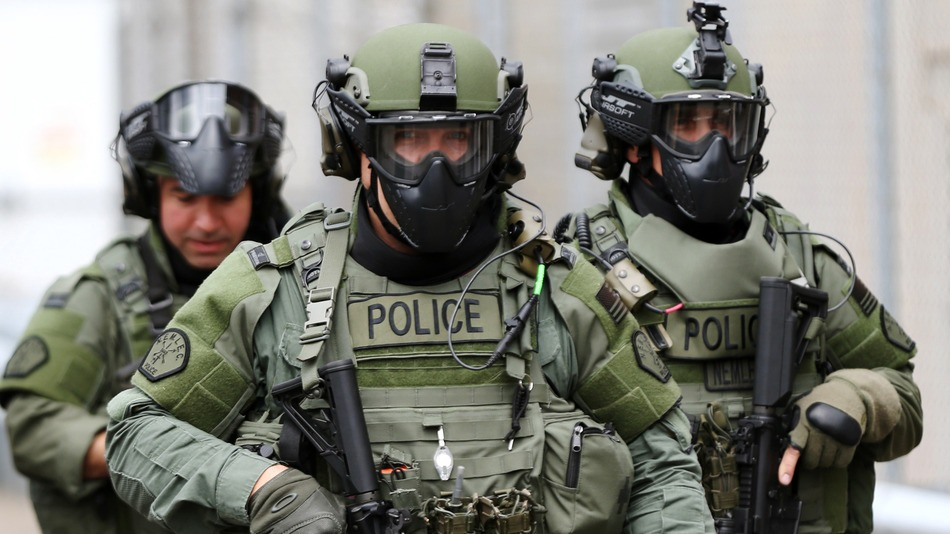 Swat Police Gear Miltarization police jpg