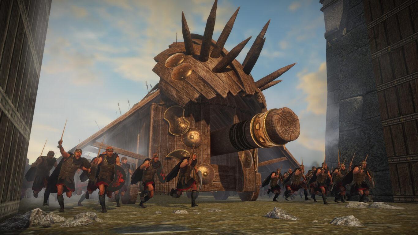 A Total War Saga: TROY - MYTHOS FAQ - Total War