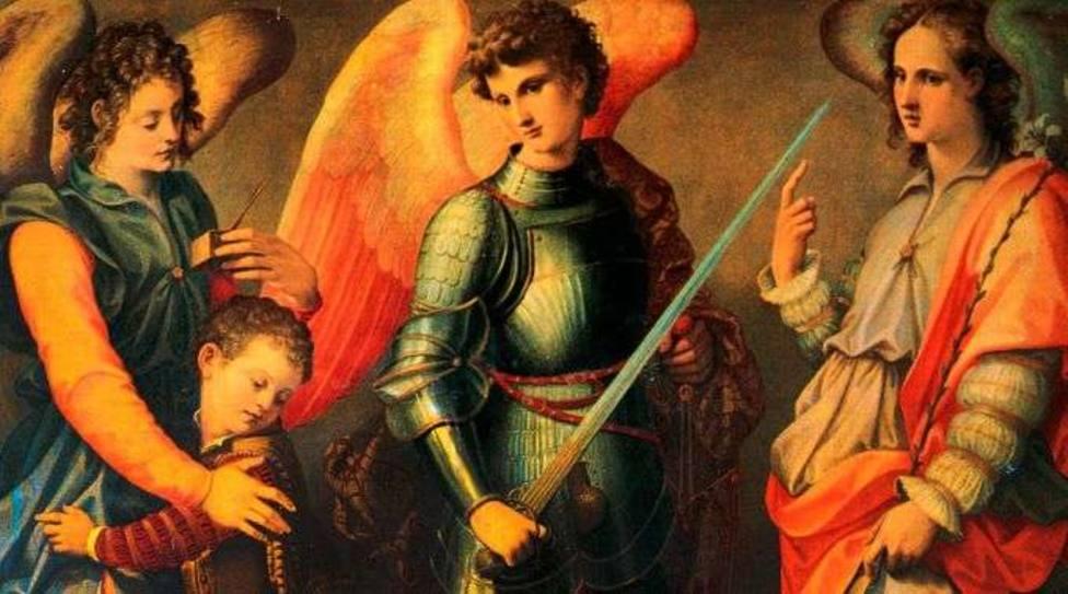 Santos arcángeles Miguel, Gabriel y Rafael - Santoral - COPE