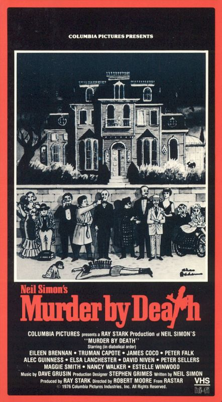Murder by Death (1976) - Robert Moore | Synopsis, Characteristics, Moods, Themes and Related ...