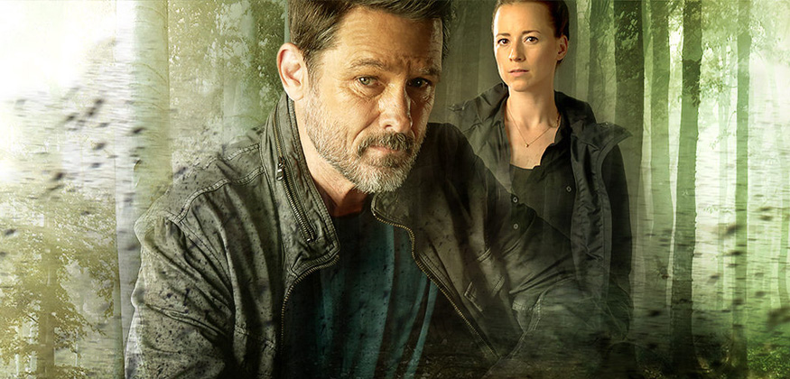 Canadian crime show Cardinal: Black Fly Season comes to ...