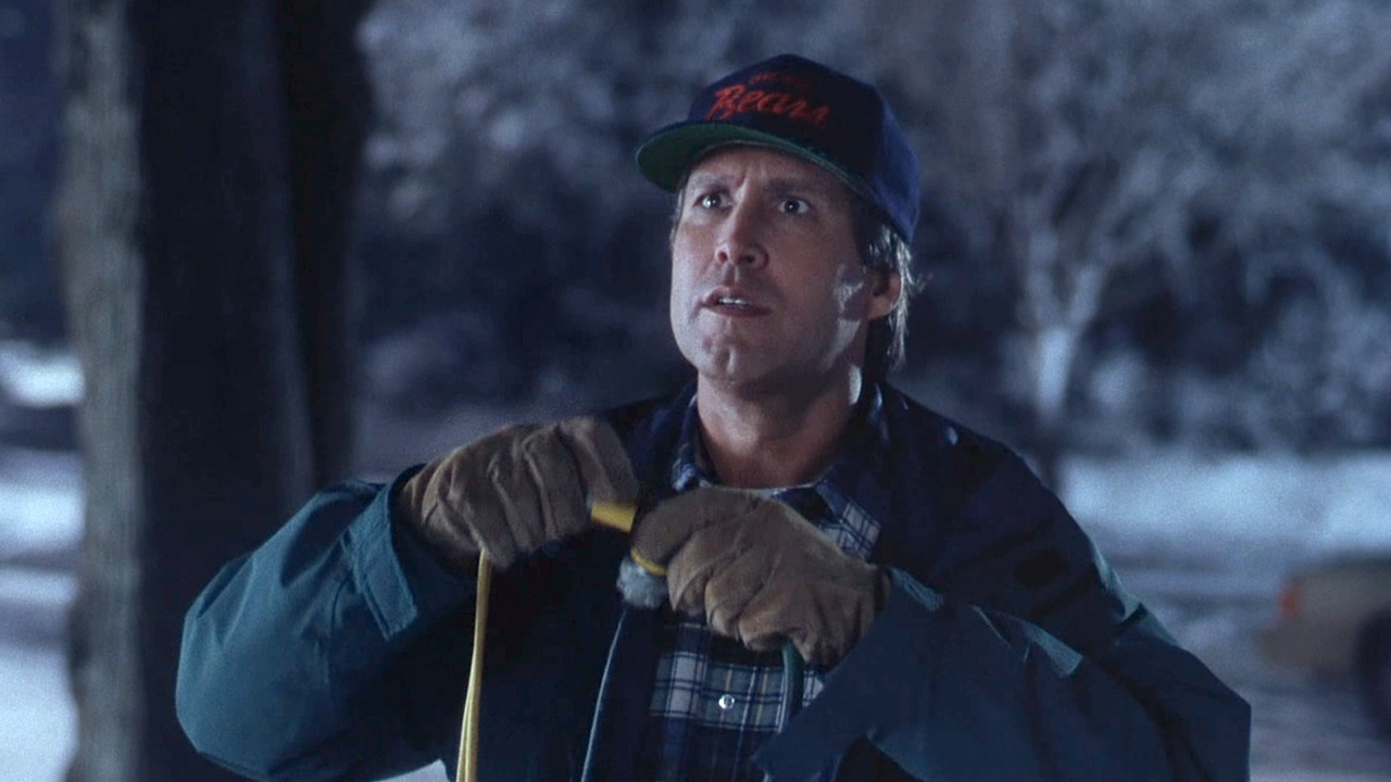 """Clark Griswold and the quest for a """"perfect"""" Christmas 