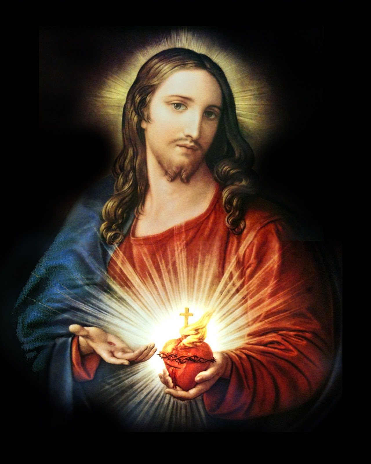 The Litany of the Sacred Heart of Jesus « custodinosdormientes