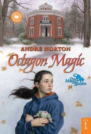 Ms. Yingling Reads: Old School Saturday--Octagon Magic