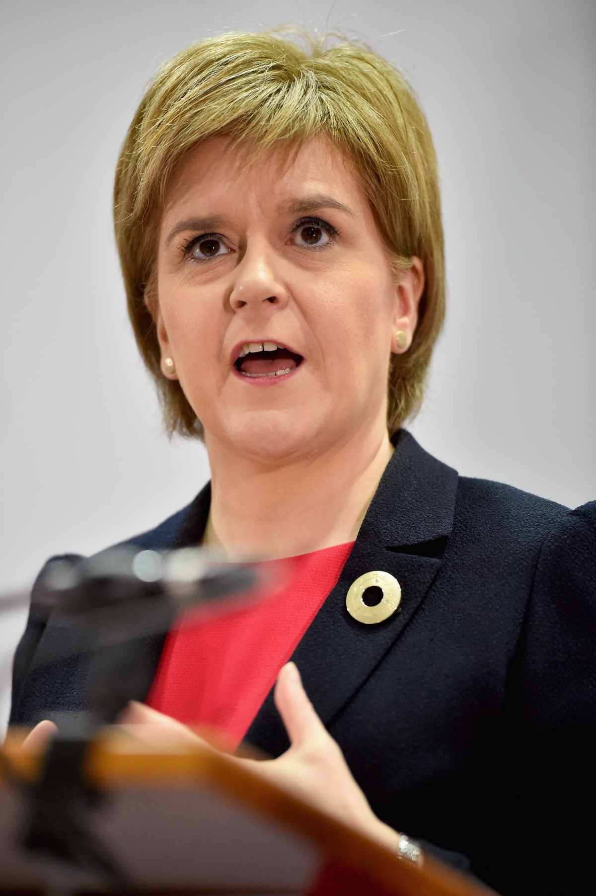 EU referendum: Nicola Sturgeon warns scaremongering ...