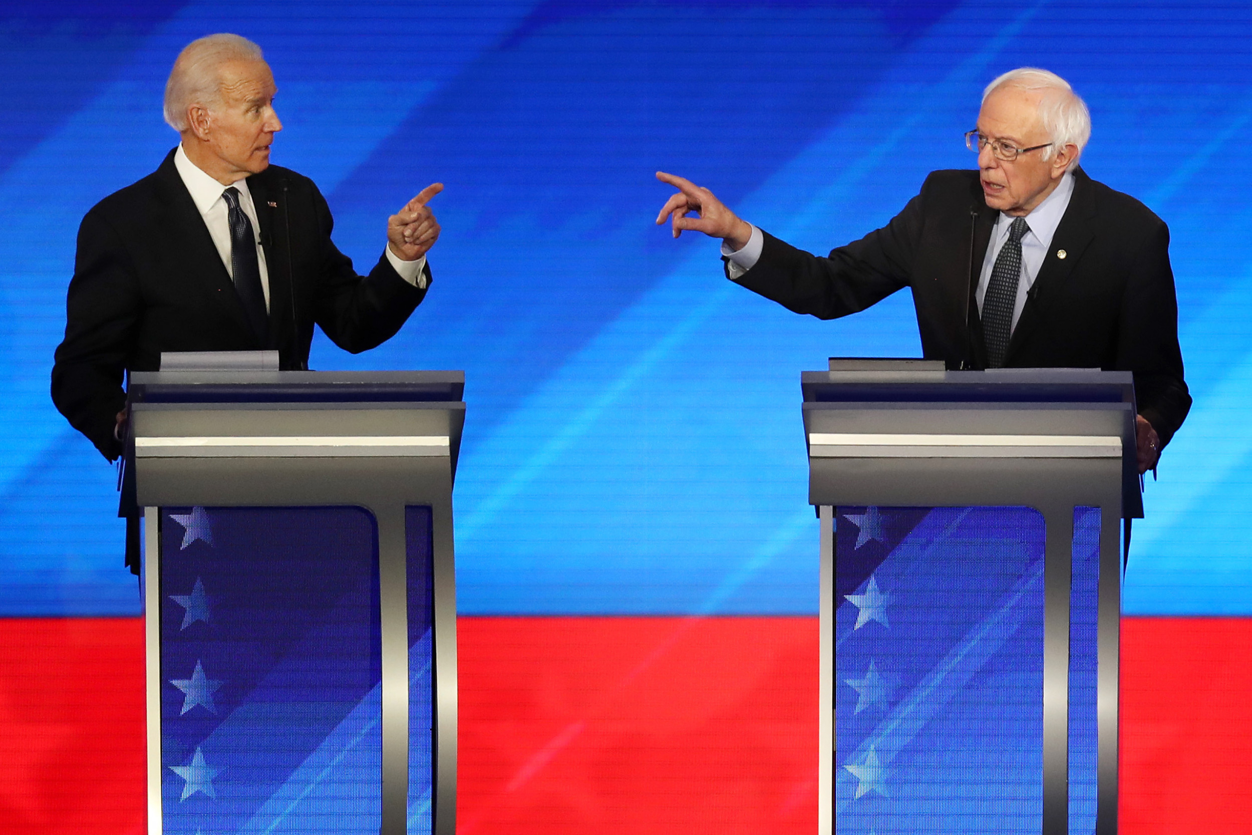Joe Biden Says He'd Be The 'Most Progressive' President in ...