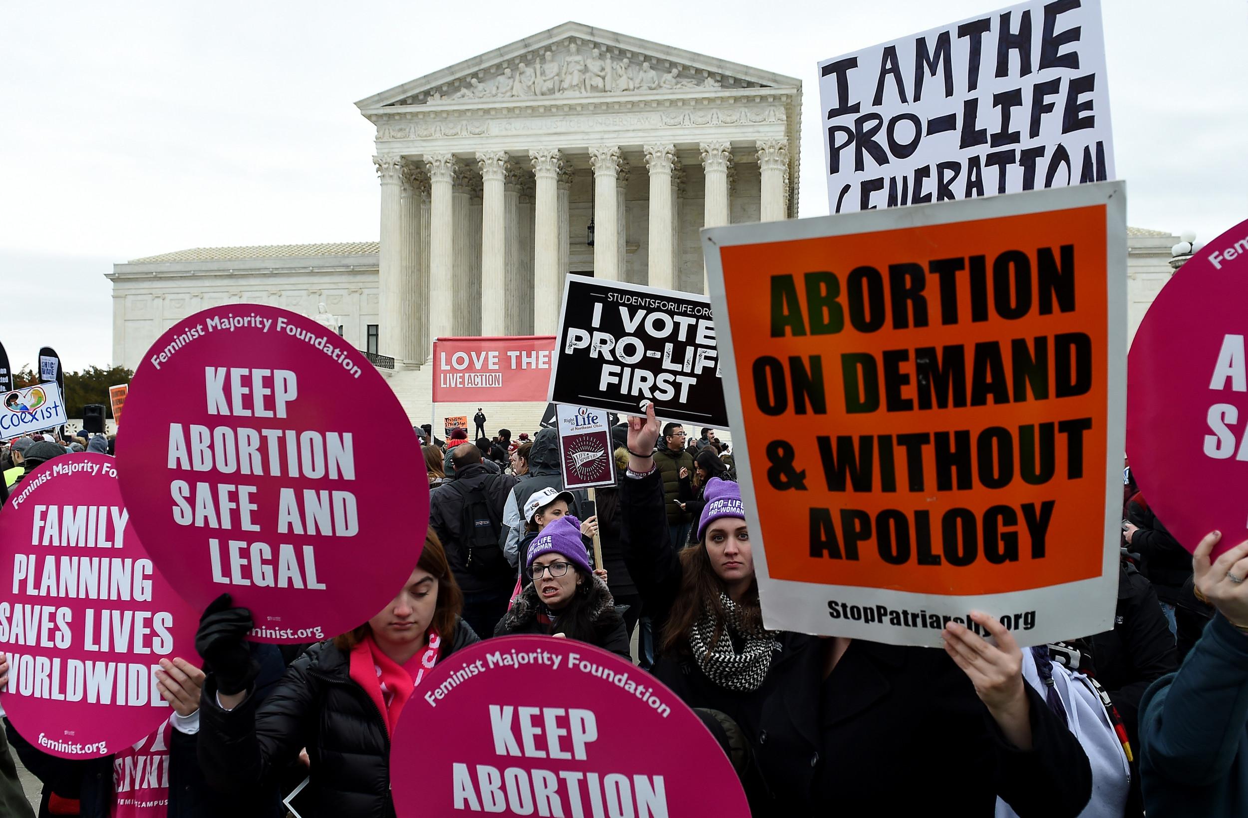 Failed Anti-Abortion Bills Seen as Winning Political Issue ...