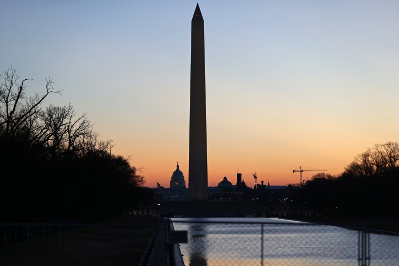 Washington Monument Goes Dark, Sparking Blackout Probe