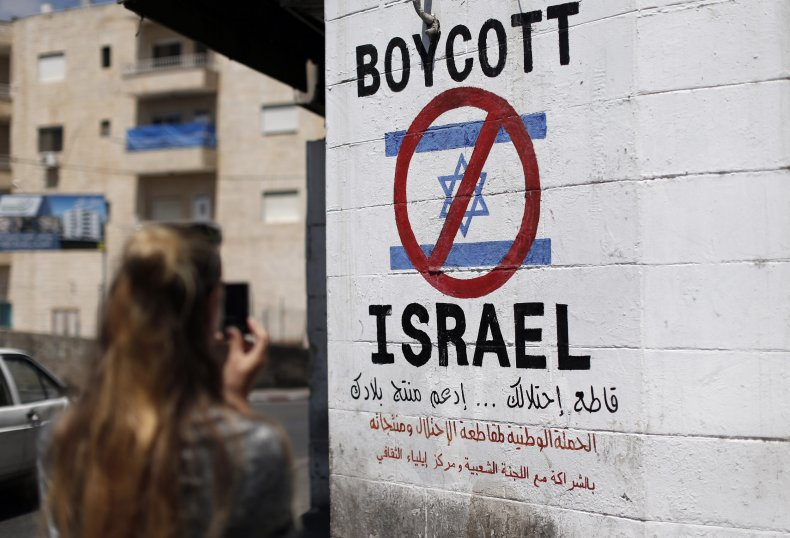 Companies Boycotting Israel Can't Do Business With These U ...
