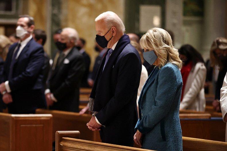 60 Catholic Democrats Urge Bishops to Not Block Joe Biden ...