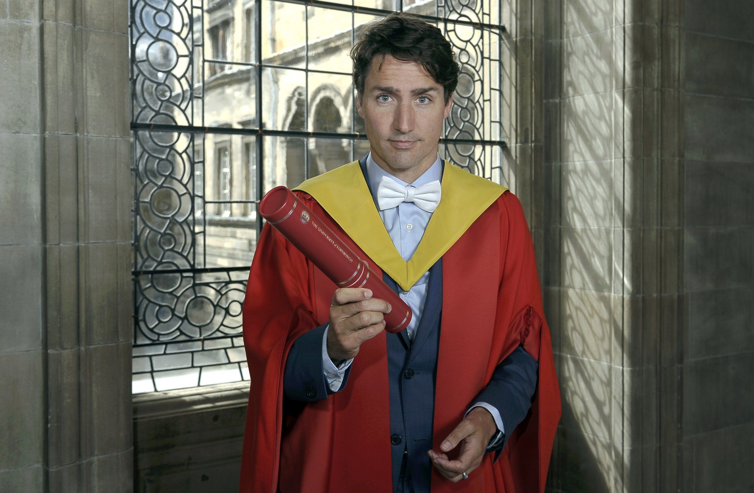 Watch Justin Trudeau Give His Best Attempt at a Scottish ...