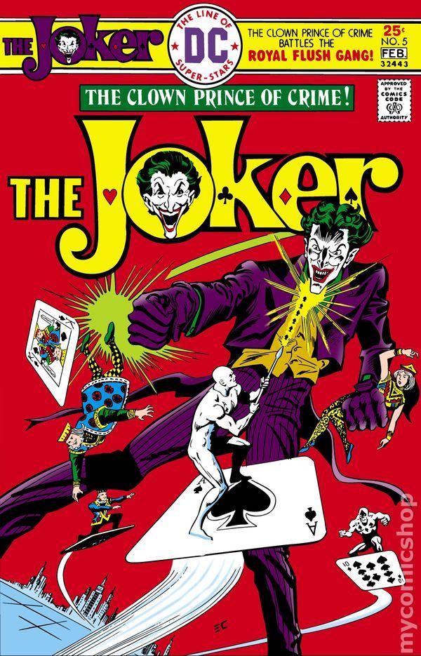 Joker (1975 DC) comic books