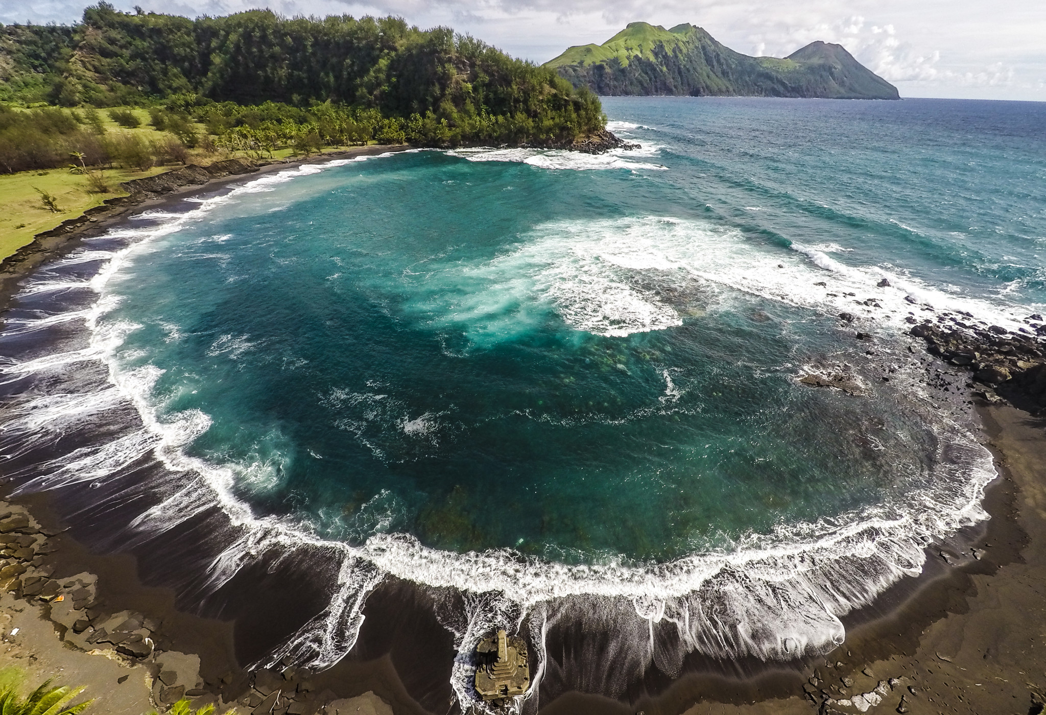 The Fight To Save Pagan Island From US Bombs - Honolulu ...