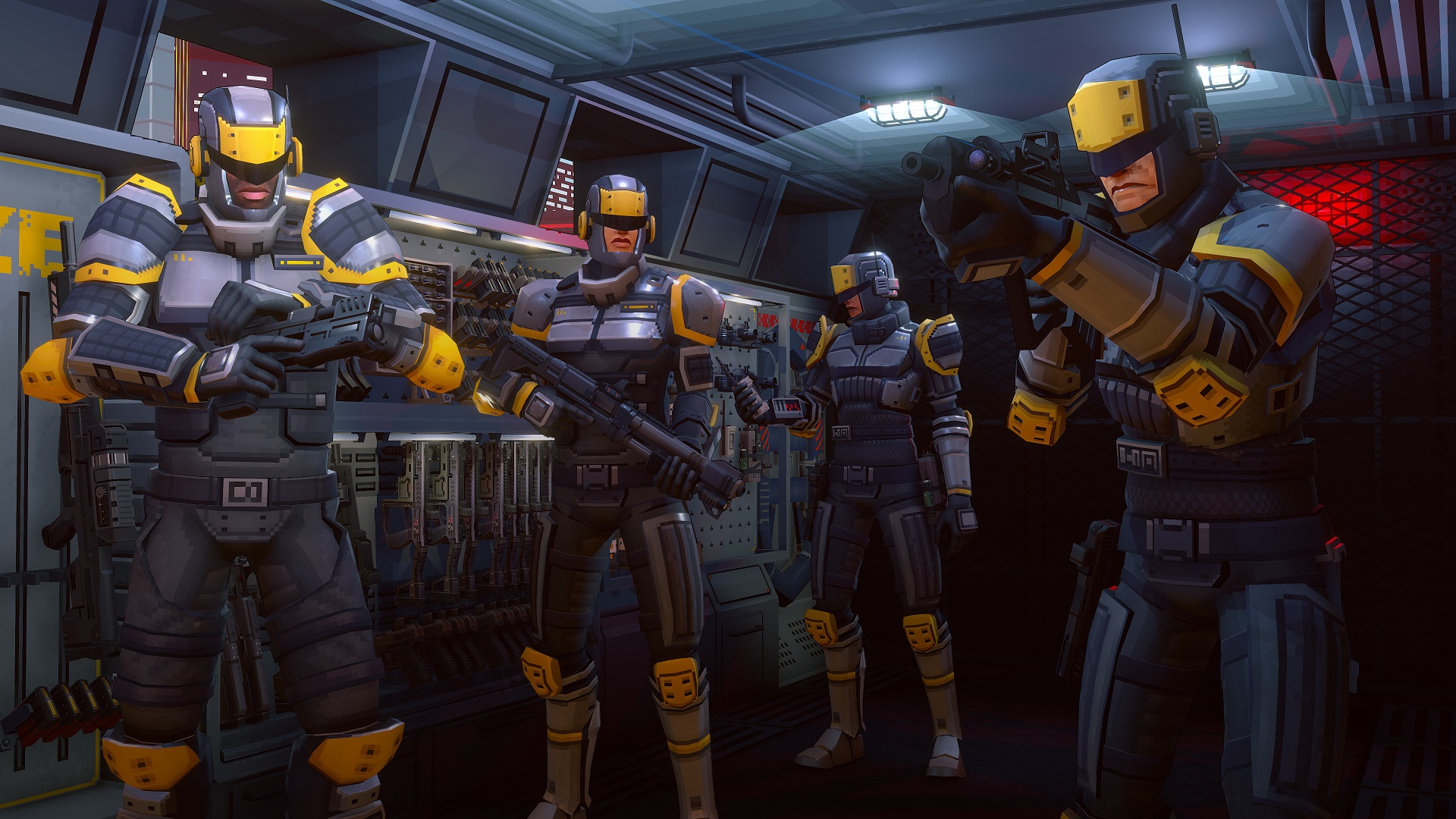 Due Process brings procedurally-generated tactics to Steam ...