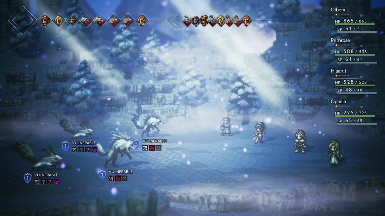 ?u=https%3A%2F%2Fd1lss44hh2trtw.cloudfront.net%2Fassets%2Feditorial%2F2018%2F07%2Foctopath traveler preview icy battle | RPG Jeuxvidéo
