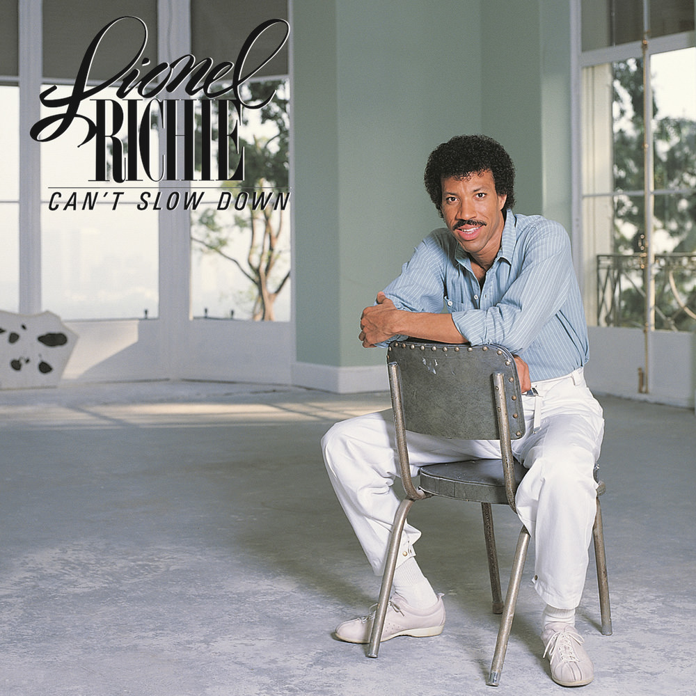 Lionel Richie, Can't Slow Down in High-Resolution Audio ...