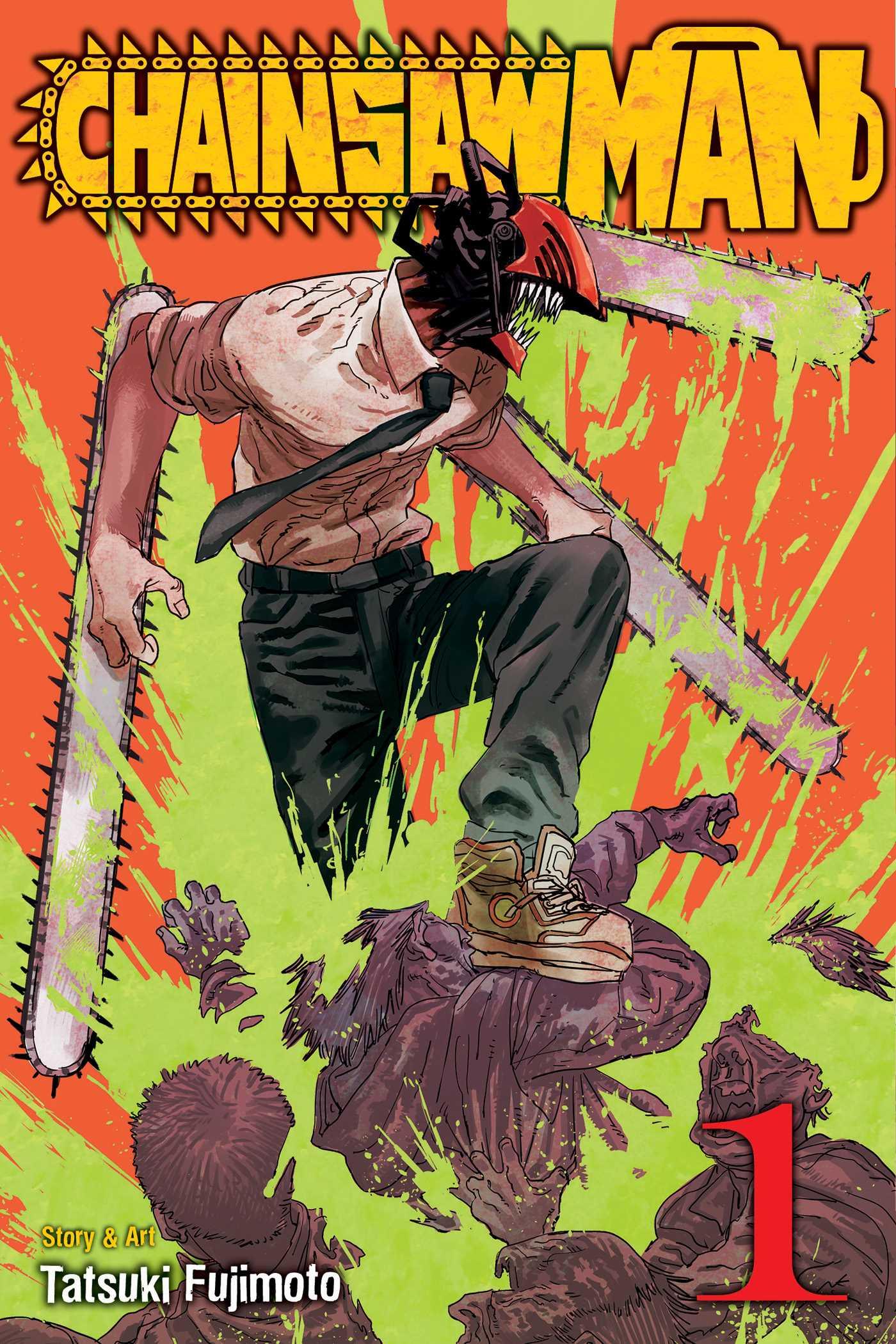 Chainsaw Man, Vol. 1 | Book by Tatsuki Fujimoto | Official Publisher Page | Simon & Schuster
