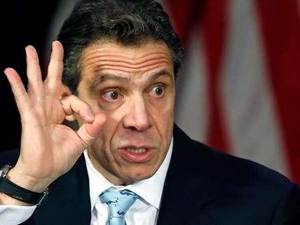 New York Gov. Andrew Cuomo to State Economy: 'Drop Dead ...