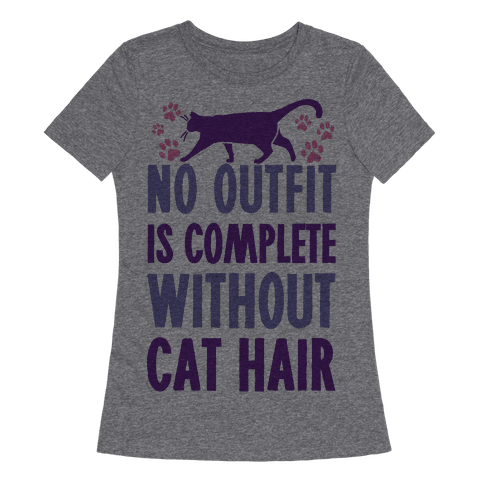 HUMAN - No Outfit Is Complete Without Cat Hair - Clothing ...