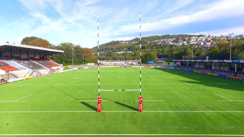 Statements issued regarding Pontypridd's Sardis Road pitch ...