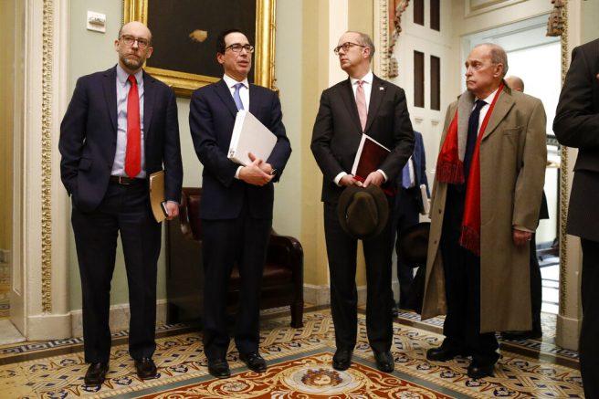 Senate Passes First Coronavirus Economic Relief Package…