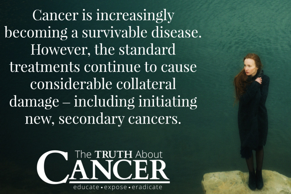 Chemotherapy & Radiation: What Your M.D. Isn't Telling You