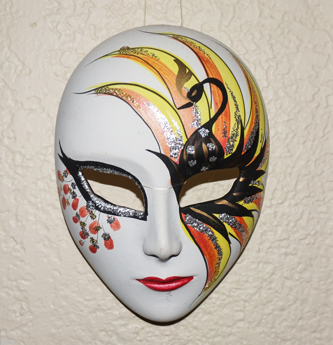 Small Porcelain Mask | Collectors Weekly