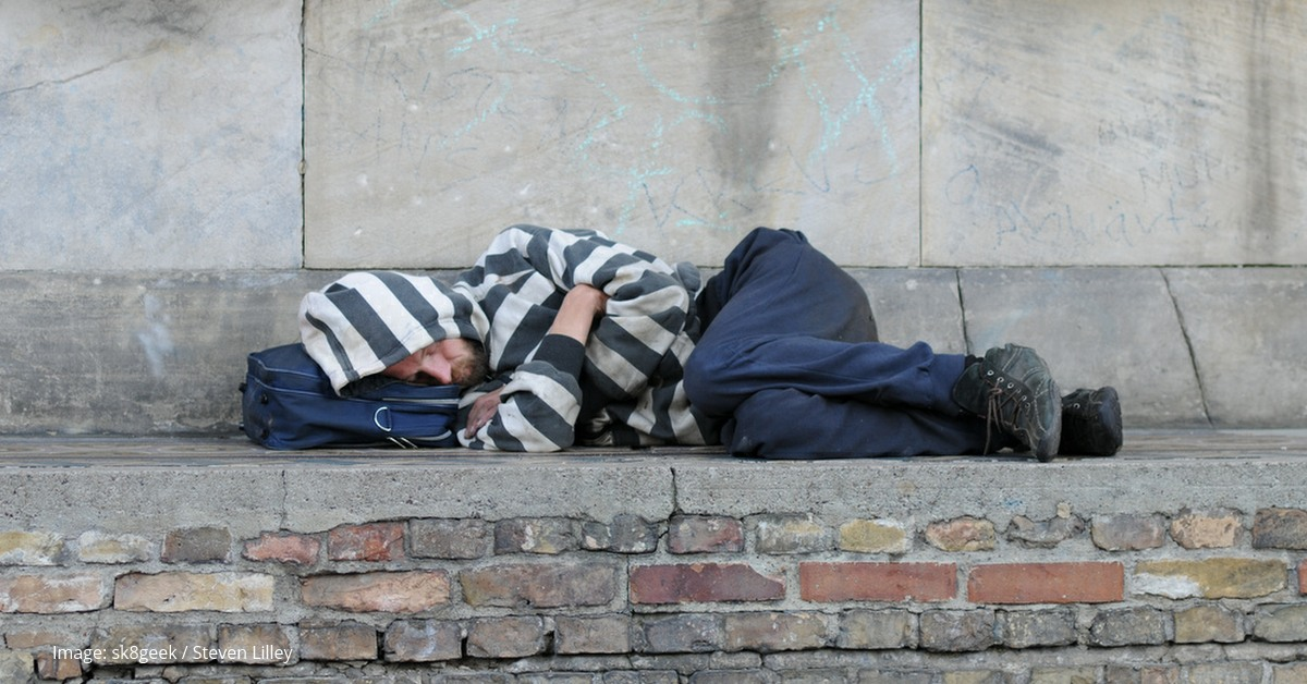 Homeless people have nowhere to self-isolate - so let's set them up in empty offices