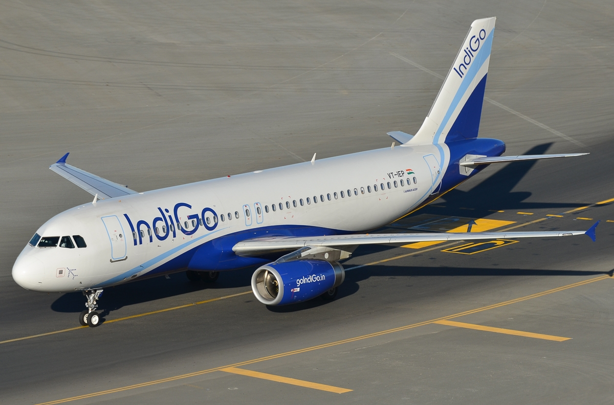 indigo airlines | Dabanjans Land