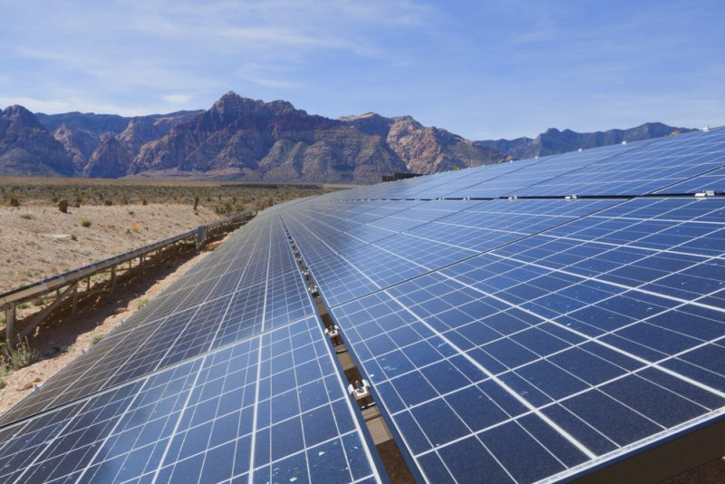 U.S. Approves Giant Solar Project in Nevada, a $1 billion installation in Nevada that could power about 260,000 households — enough to cover the residential population of Las Vegas…