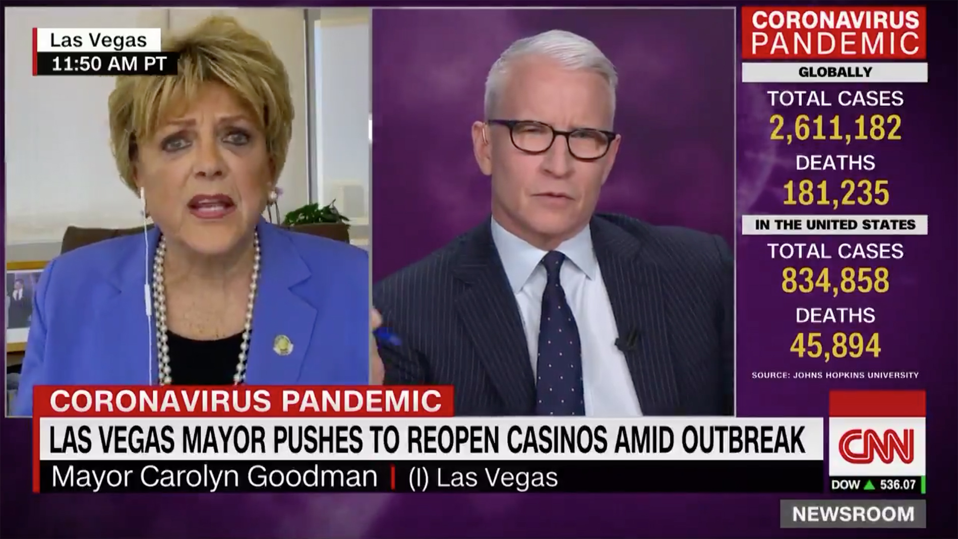 Mayor rips CNN's fear-mongering: 'This isn't China, this ...