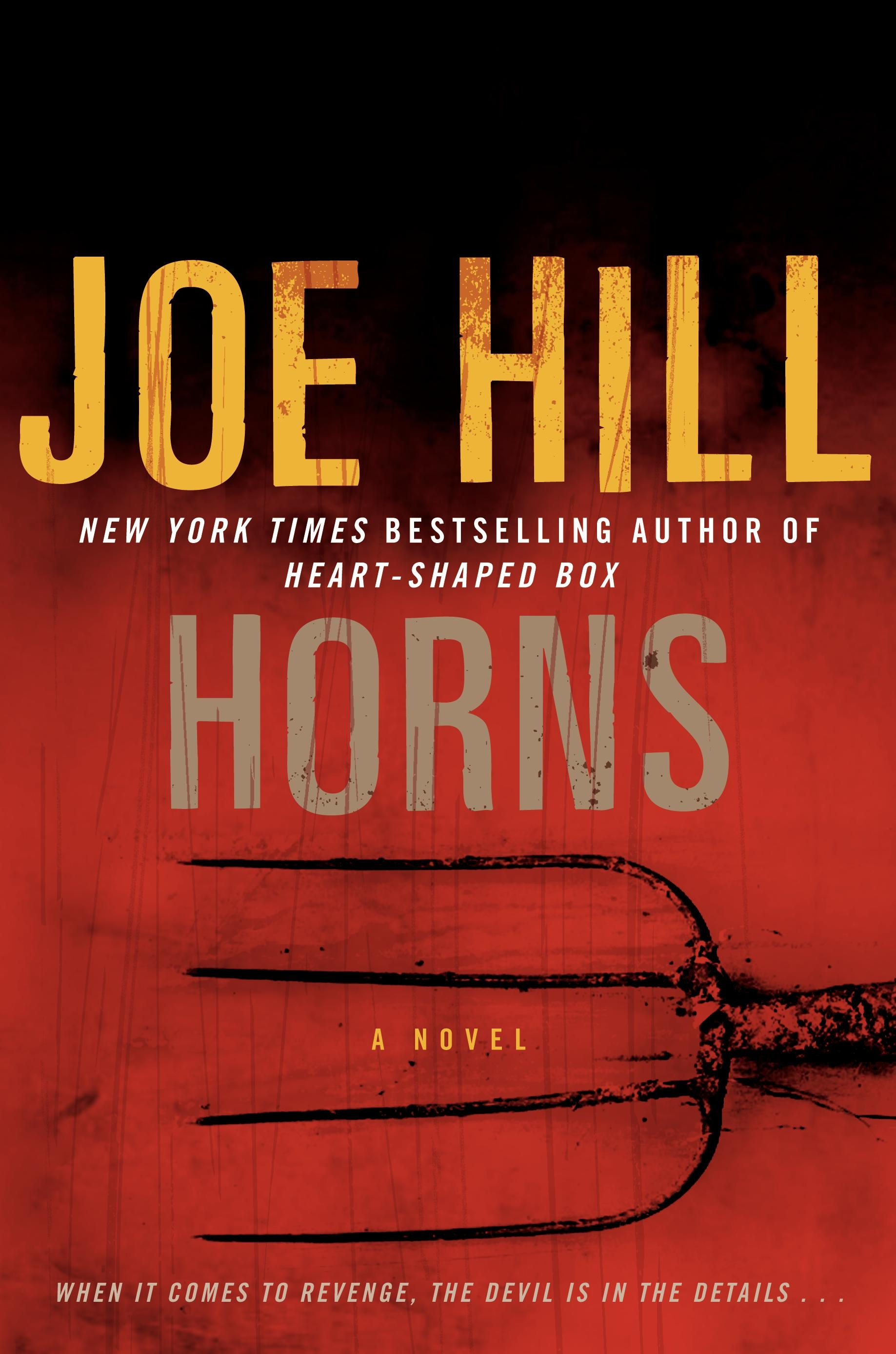 BEASTLY BOOKS: HORNS BY JOE HILL | Dark Lord Bunnykins's Blog