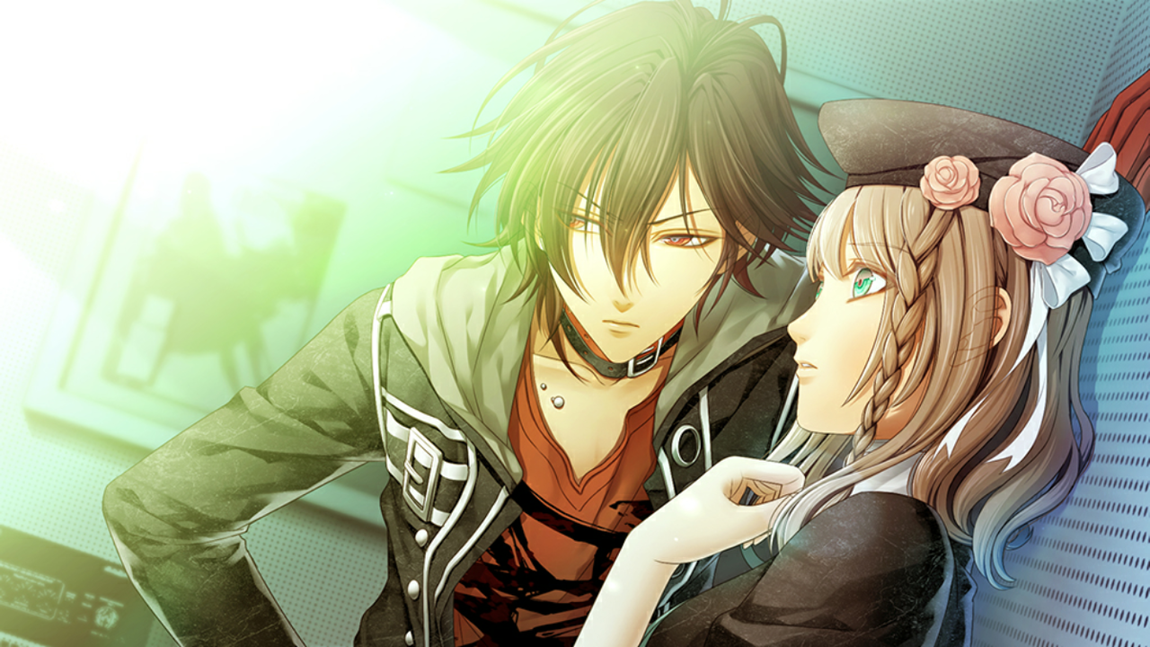 [CG] Amnesia: Memories - Shin CG | Otome iOS on We Heart It
