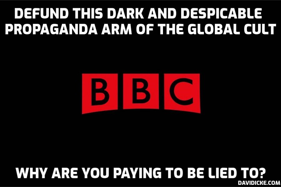 The outrageous lies and propaganda of BBC and government ...
