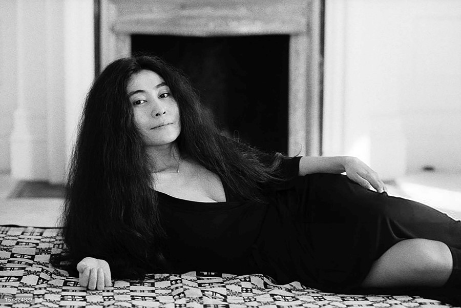 Life lessons from Yoko Ono's Twitter feed | Dazed