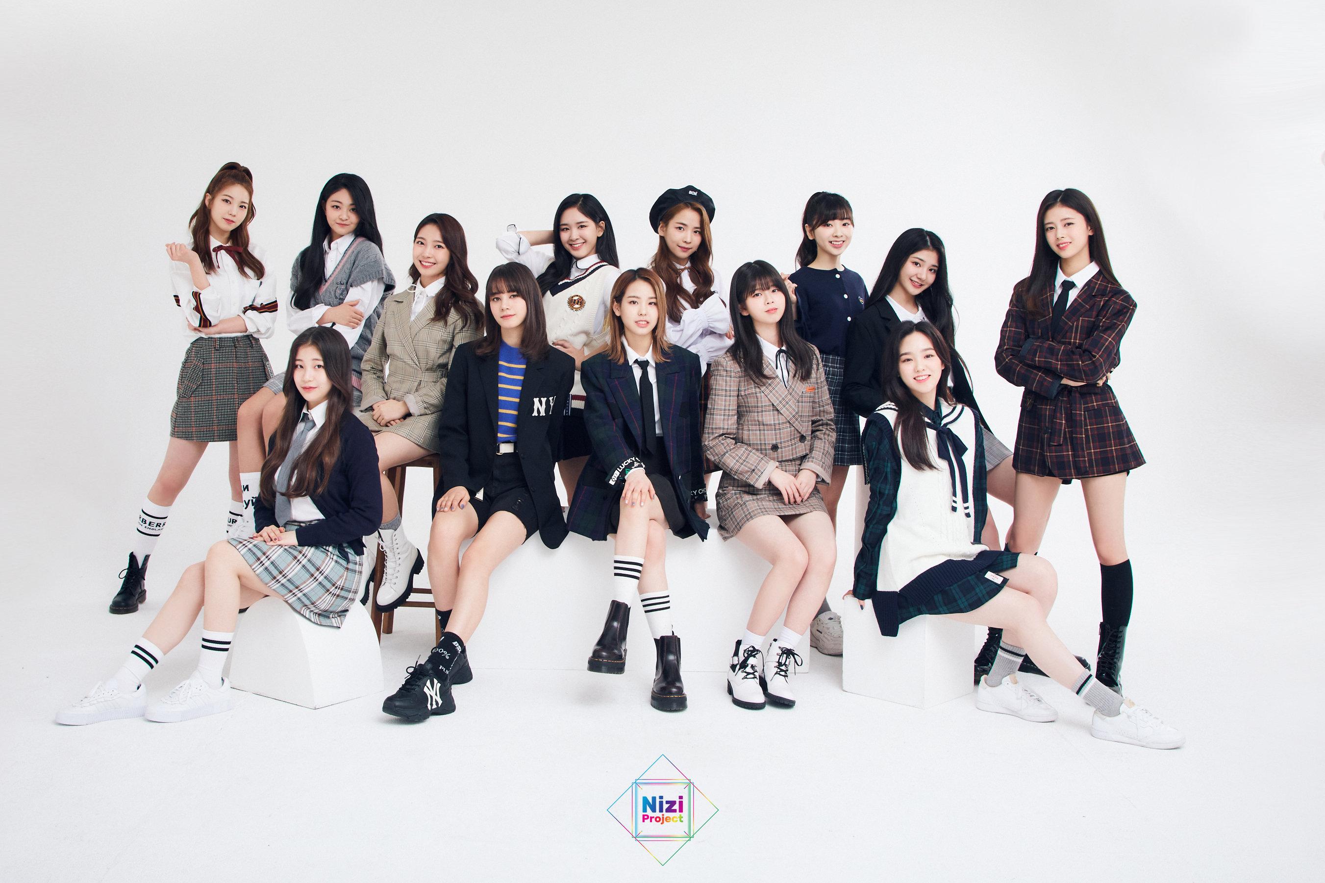 Nizi Project Part 2 Profile Photos (HD/HQ/HR) - K-Pop ...