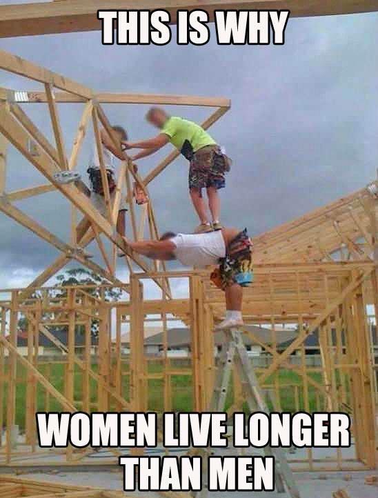 Why women live longer than men | DeStefano & Chamberlain, Inc.