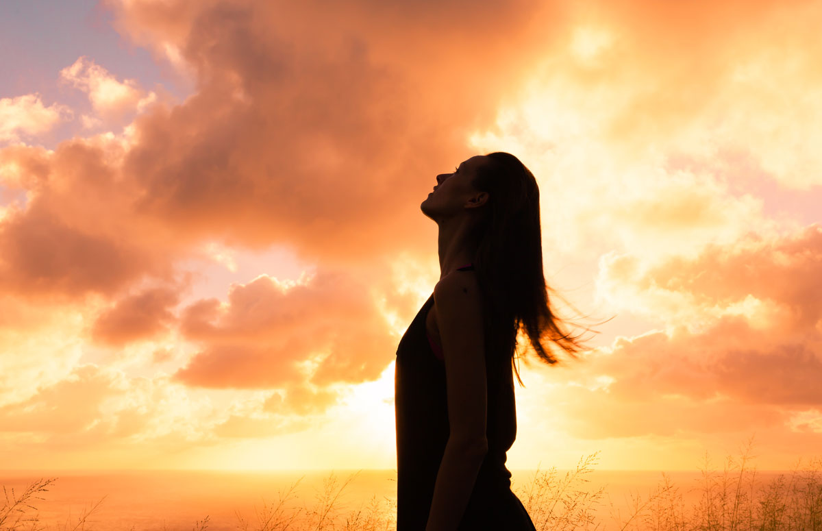 3 Simple Steps to Connect to Your Higher Self - Deborah King