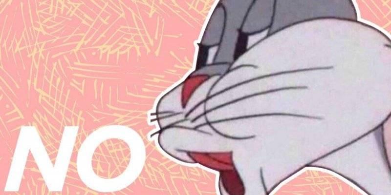 Bugs bunny meme - DECONEJO