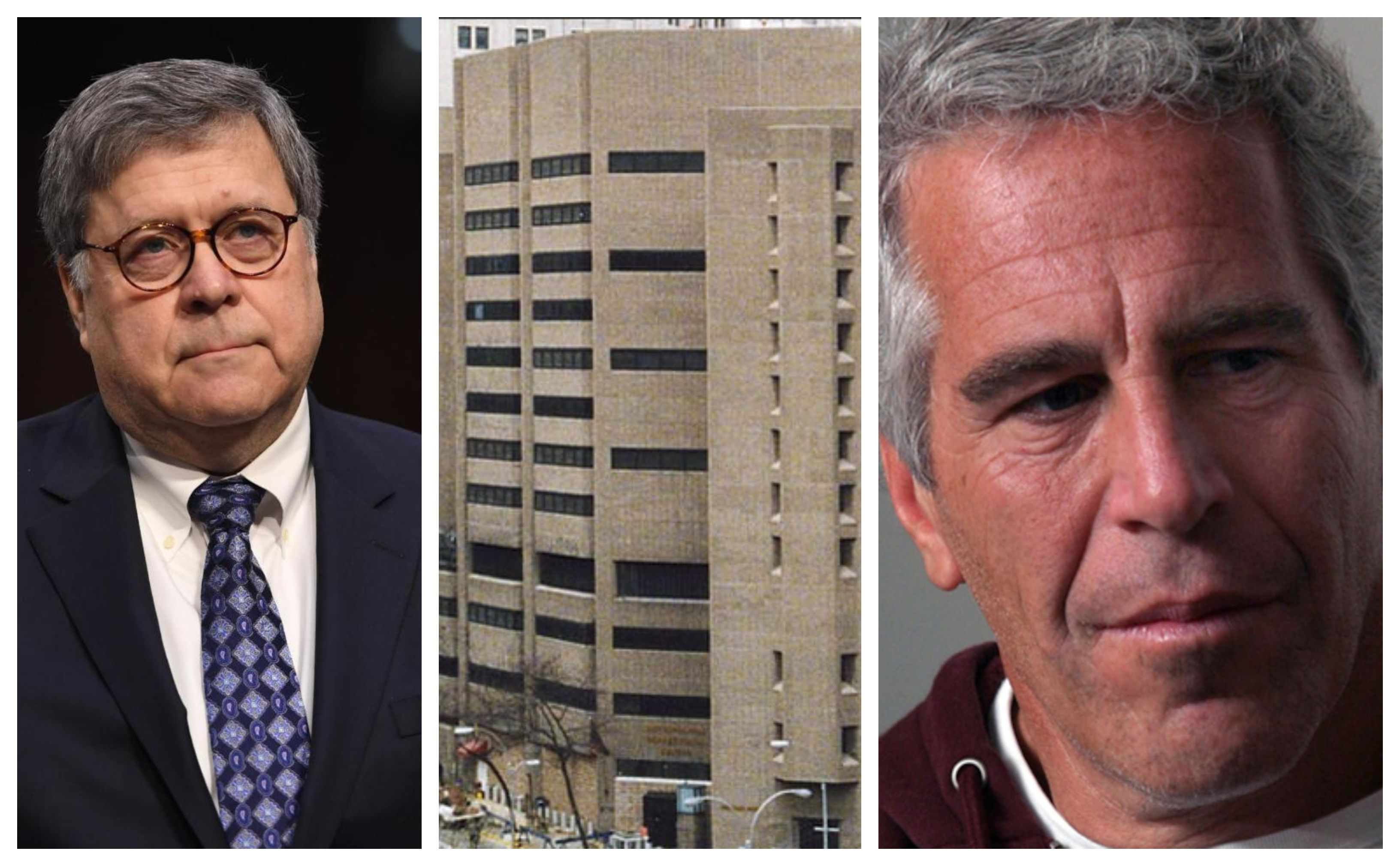 AG Barr says Security footage confirms no one entered area Epstein was jailed the night he died…