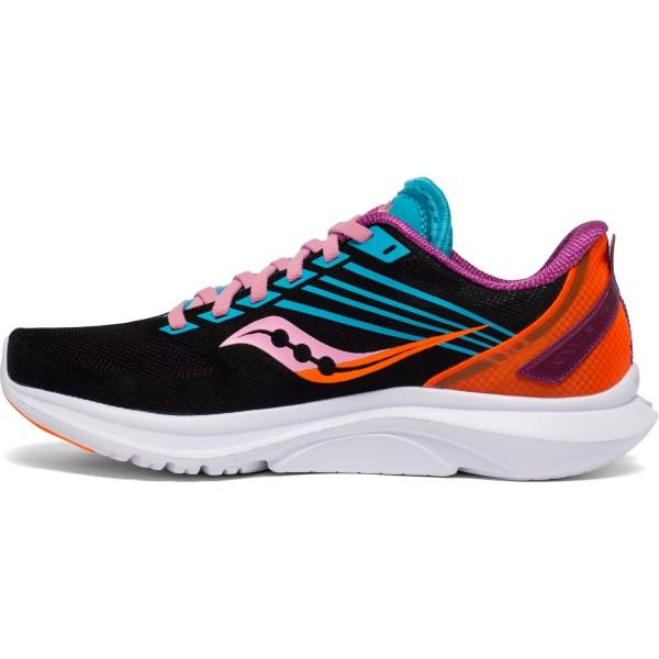 Saucony Kinvara 12 - Womens Running Shoes - Future Black ...