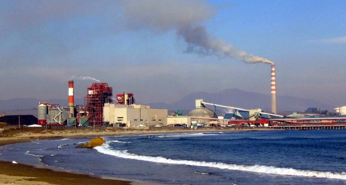 Contaminación en Quintero-Puchuncaví: senador Latorre ...