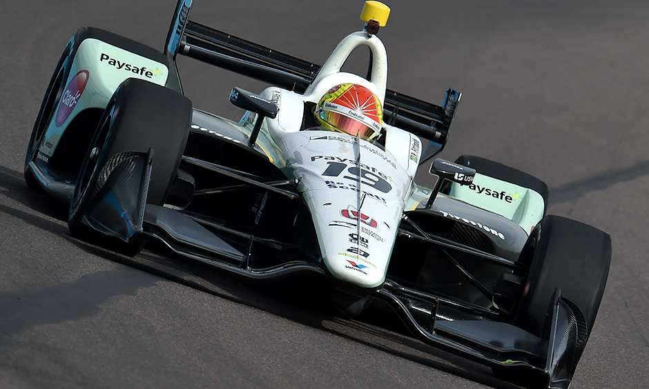Fittipaldi honored to carry on family's Indy car legacy