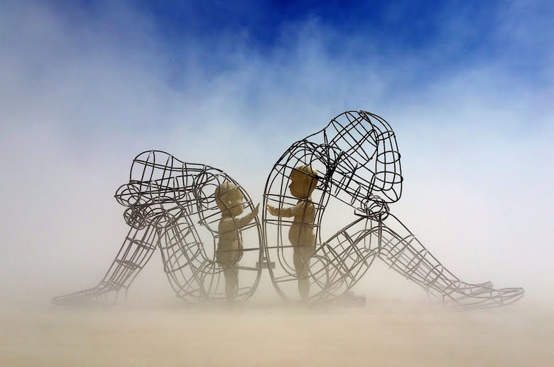 This Beautiful Sculpture Shows The Inner Child Trapped ...