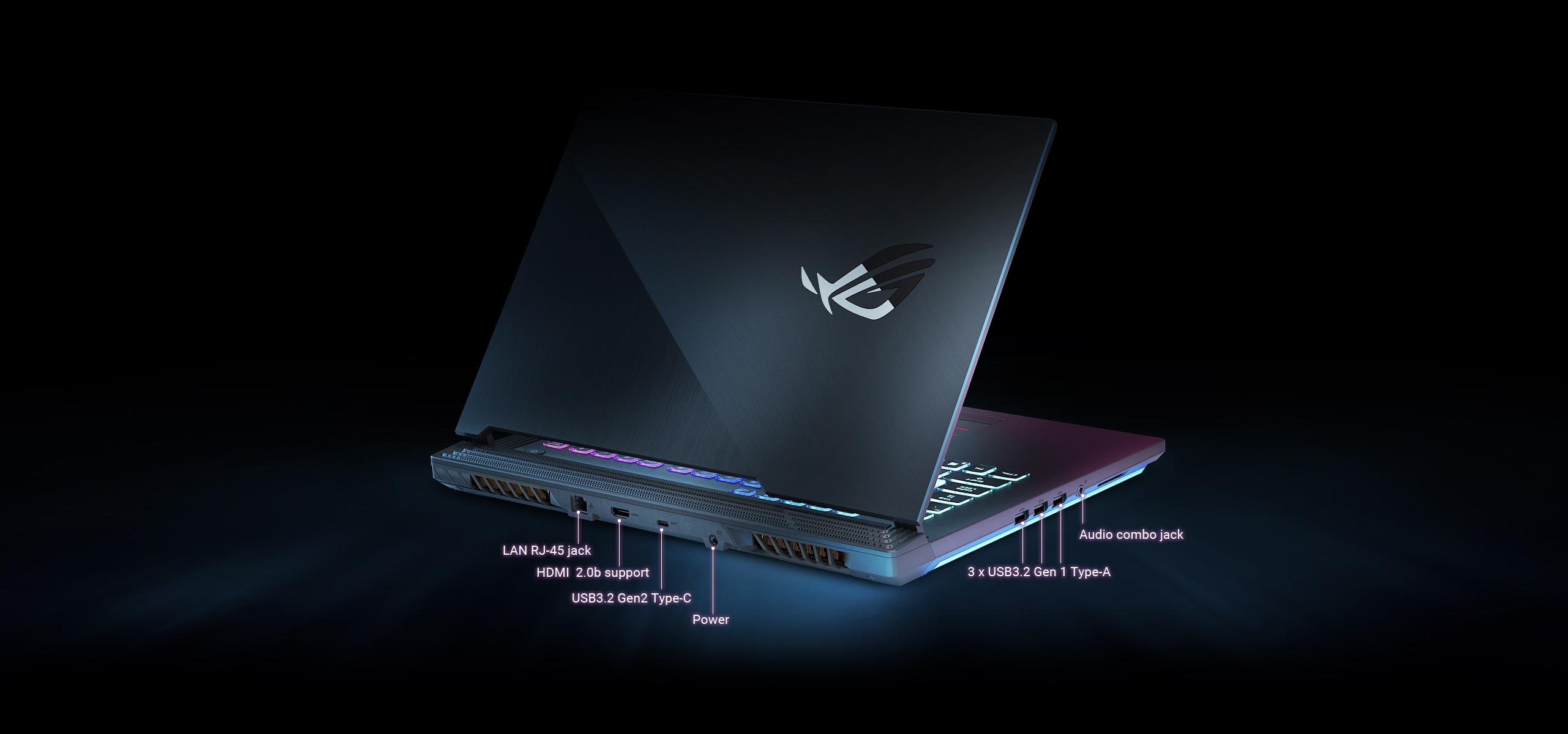Asus ROG Strix G512LI Core i7 10th Gen 8GB 512GB SSD 4GB ...