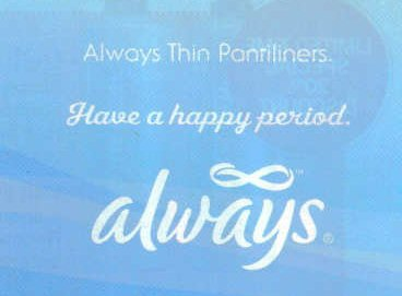 Have a Happy Period . . . | Don't Date That Dude