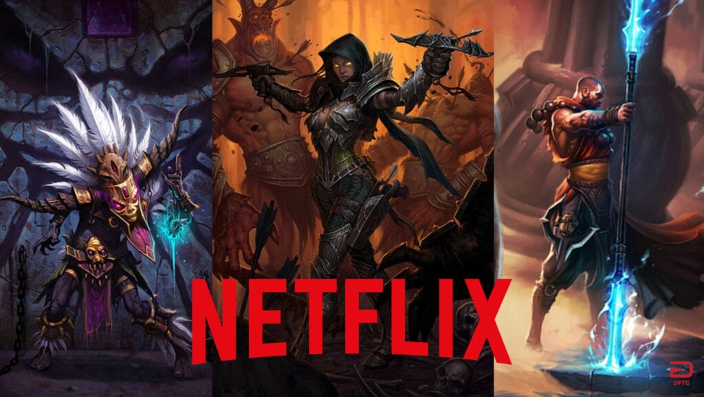 Diablo: Netflix Reportedly Working On New TV Series With ...