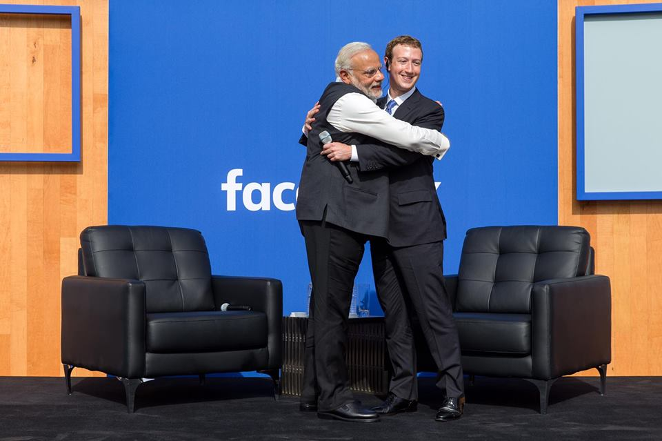 10 Epic Quotes From PM Modi's Townhall Q&A At Facebook ...