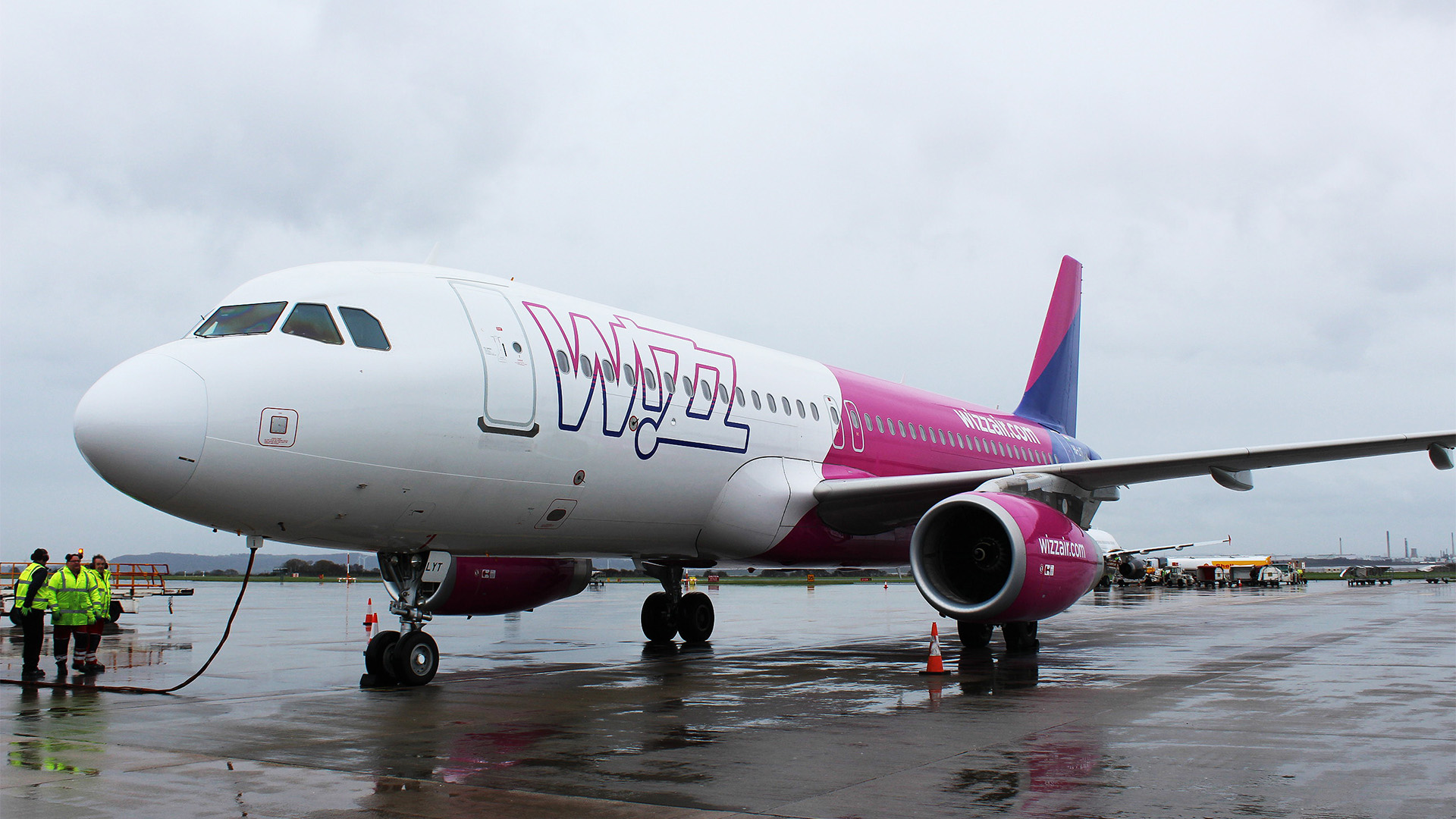 Wizz Air bring LJLA early Christmas present with news of ...